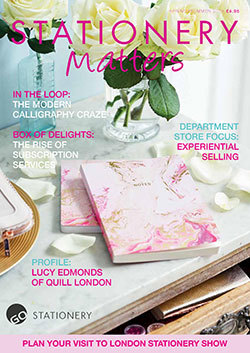Stationery Matters Magazine