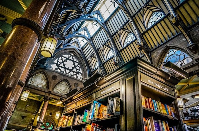 Waterstones Bradford Wool Exchange