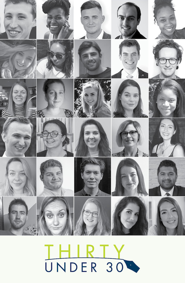 The Thirty Under 30 Class of 2018