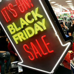 Has the UK reached peak Black Friday?