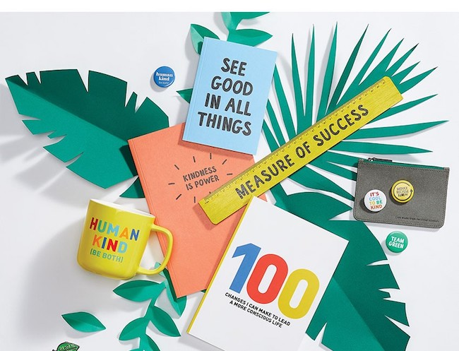 Paperchase's new sustainably made Conscious Living range