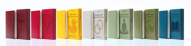 The Moleskine Passions Collection