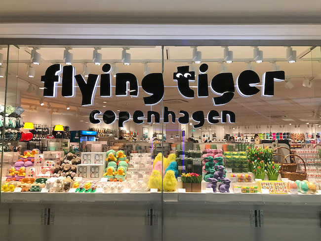 Flying Tiger York