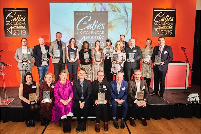 Calies winners 2019