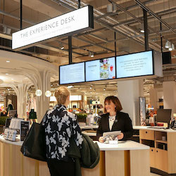 John Lewis opens concept experiential store