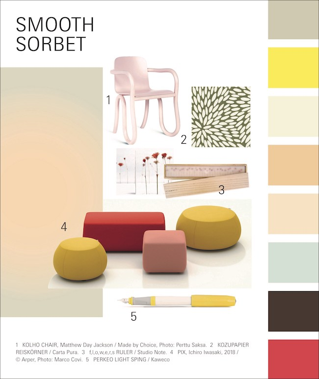 Smooth Sorbet trend