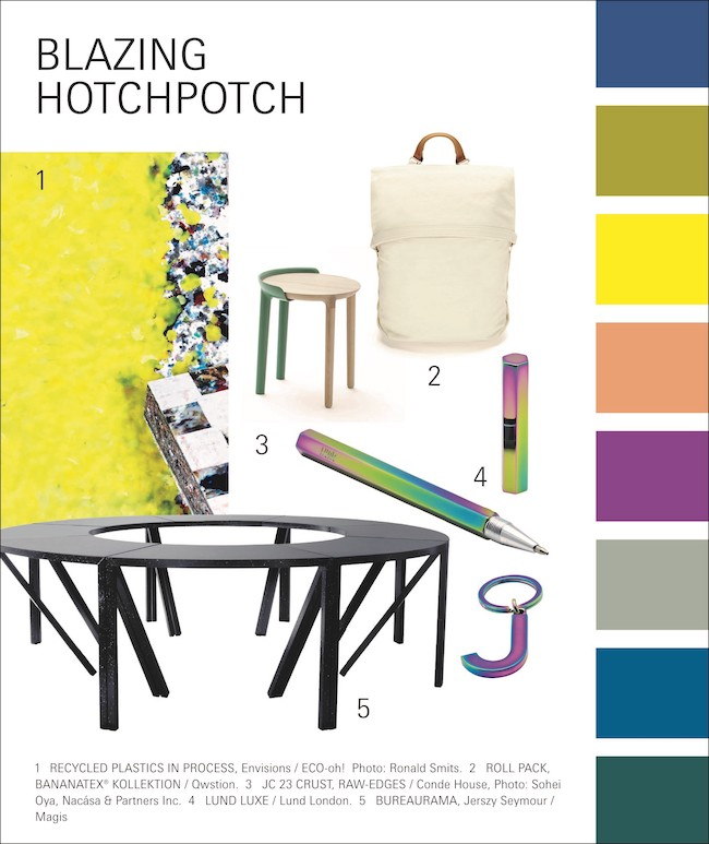 Blazing Hotchpotch trend