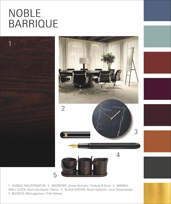 Noble Barrique trend
