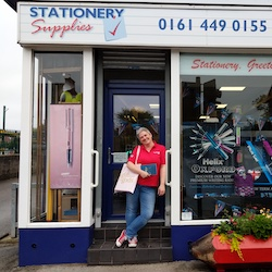 First sponsor signs up for National Stationery Week