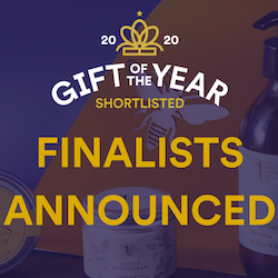 Gift of the Year finalists announced for 2020