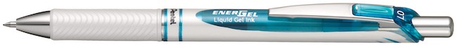 For every special-edition EnerGel pen sold, Pentel donates 25p to Prostate Cancer UK