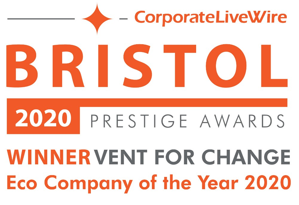 VENT for Change awarded Eco Company of the Year 2020