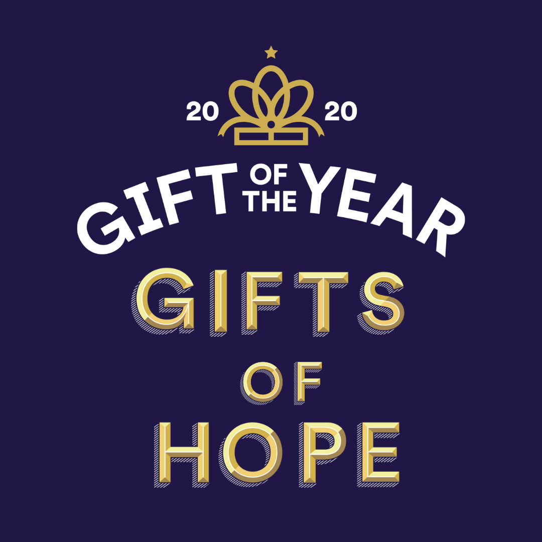 Gift Of The Year introduce new Gifts Of Hope Awards