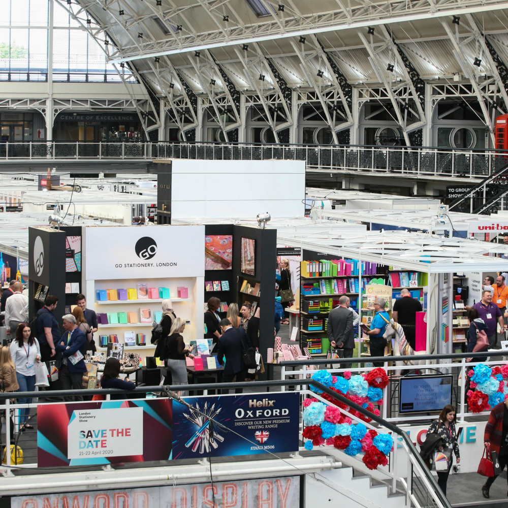 London Stationery Show collaborates with show founder