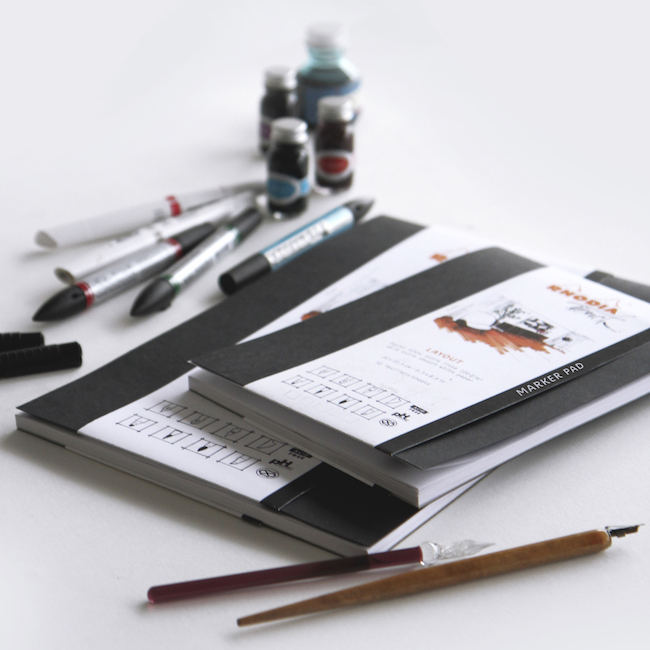 Rhodia Touch marker pad