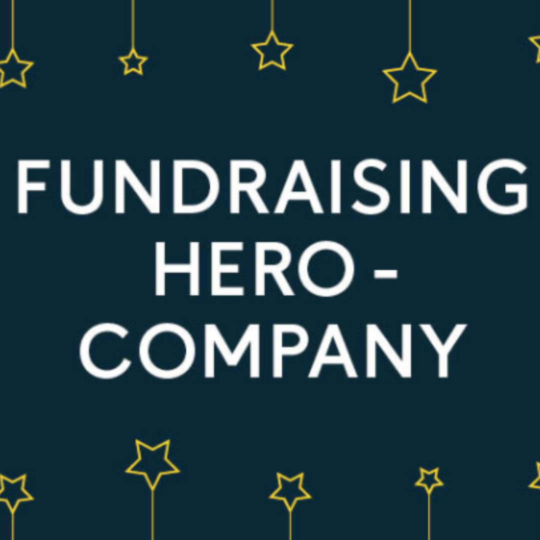 Pentel wins BOSS Fundraising Hero Award