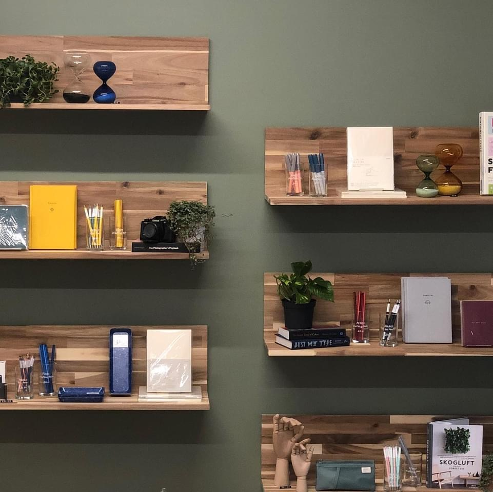 New stationery shop opened by former Foyles buyer