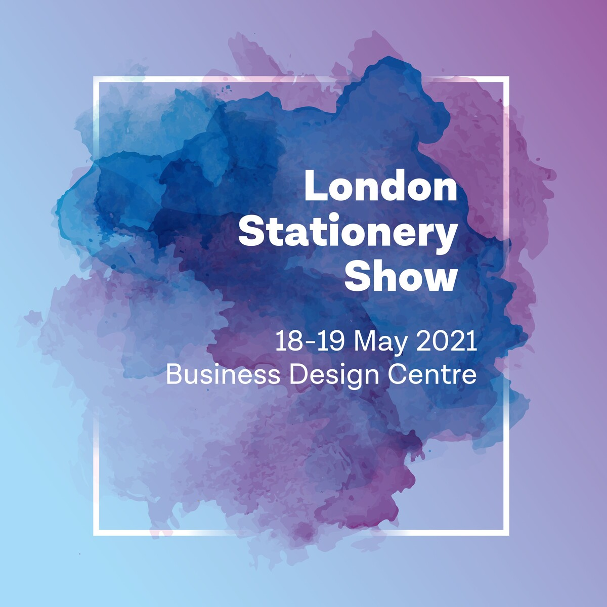 London Stationery Show announces May 2021 dates